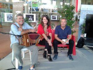 Presentazione del libro Luci sulla Ribalta con Riccardo Tesii e Antonio Aiazzi.