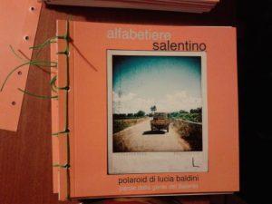 alfabetiere salentino polaroid lucia baldini 2