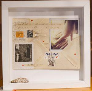 cartoline da un  sogno collage foto lucia baldini p2390